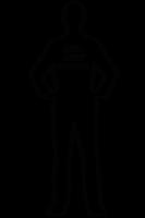 Full Body Cutout -