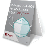 Masking Refresh 2 - Spanish